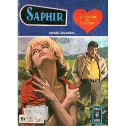 Saphir (1073) - La course au bonheur