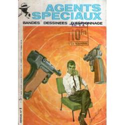 Agents spéciaux (8)
