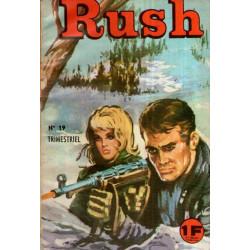 Rush (19) - La croix du guerrier