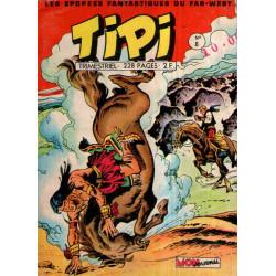 Tipi (8) - Pecos Bill - Le trésor de gold-bug