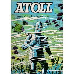 Atoll (13) - Les hommes taupes