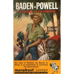 Marabout junior (96) - Baden Powell le maître de l'aventure