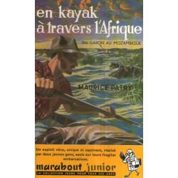 Marabout junior (48) - En kayak à travers l'afrique