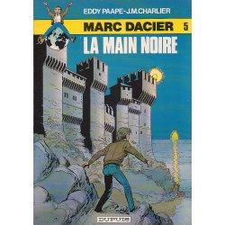 Marc Dacier (5) série 2 - La main noire