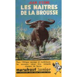 Marabout junior (22) - Les maîtres de la brousse