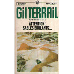 Marabout pocket (37) - Attention sables brulants - Gil Terrail