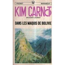 Marabout pocket (36) - Dans les maquis de Bolivie - Kim Carnot