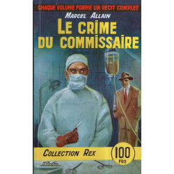 Collection Rex (22) - Le crime du commissaire