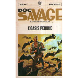 Marabout pocket (33) - L'oasis perdue - Doc Savage