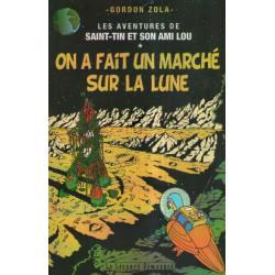"""Aventure """"pirate"""" de Tintin - On a fait un marché sur la lune"""