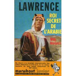 Marabout junior (123) - Lawrence roi secret de l'Arabie
