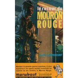 Marabout junior (124) - Le retour du mouron rouge