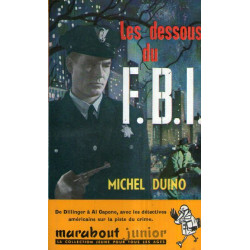 Marabout junior (120) - Les dessous du FBI