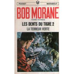 Marabout pocket - Les dents du tigre (2) - Bob Morane (31)