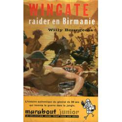 Marabout junior (113) - Wingate raider en Birmanie