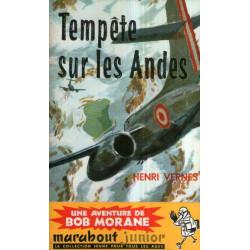 Marabout Junior (118) - Tempête sur les Andes - Bob Morane