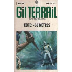 Marabout pocket (31) - Cote -65 mêtres - Gil Terrail