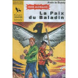 Bob Morane Pastiches (9) - La paix du baladin