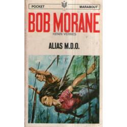 Marabout pocket (45) - Alias MDO - Bob Morane (88)