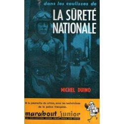 Marabout junior (151) - Dans les coulisses de la Sûreté Nationale