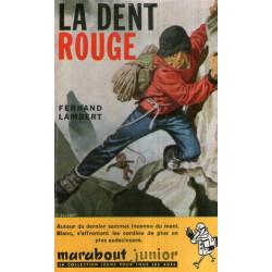 Marabout junior (171) - La dent rouge