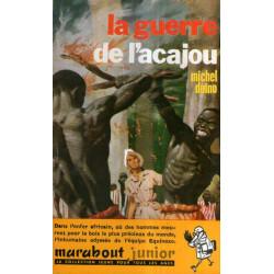 Marabout junior (143) - La guerre de l'acajou
