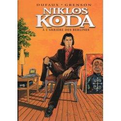 Niklos Koda (1) - A l'arrière des berlines