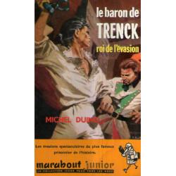 Marabout junior (156) - Le baron de Trenck, roi de l'évasion