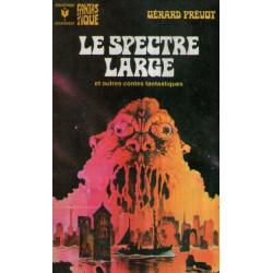 Marabout fantastique (553) - Le spectre large et autres contes fantastiques