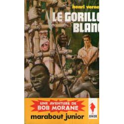 Marabout Junior (138) - Le gorille blanc - Bob Morane (32)