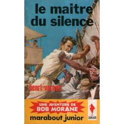 Marabout junior (146) - Le maître du silence - Bob Morane (34)