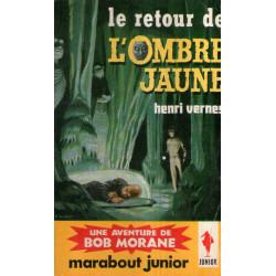 Marabout junior (182) - Le retour de l'Ombre Jaune - Bob Morane (43)