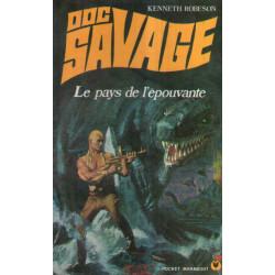 Marabout pocket (48) - Le pays de l'épouvante - Doc Savage