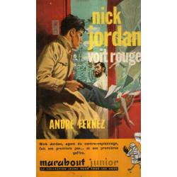 Marabout junior (159) - Nick Jordan voit rouge - Nick Jordan (1)
