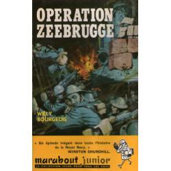 Marabout junior (175) - Opération Zeebrugge