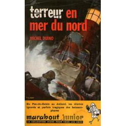 Marabout junior (185) - Terreur en mer du nord