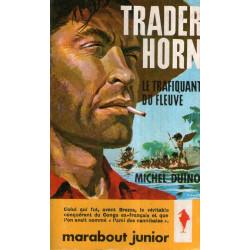 Marabout junior (205) - Trader Horn, le trafiquant du fleuve