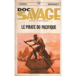 Marabout pocket (92) - Le pirate du pacifique - Doc Savage (20)