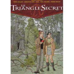 Le triangle secret (2) - Le jeune homme au suaire
