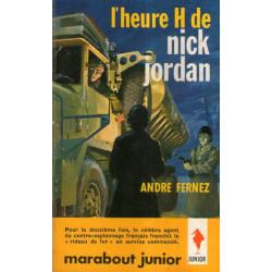 Marabout junior (232) - L'heure H de Nick Jordan - Nick Jordan (14)