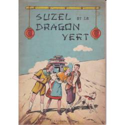 Suzel et le dragon vert