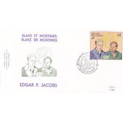 Blake et Mortimer (HS) - Enveloppe 1e jour