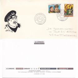 Blake et Mortimer (HS) - Enveloppe