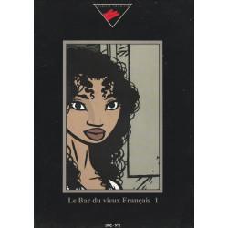 Le bar du vieux français...