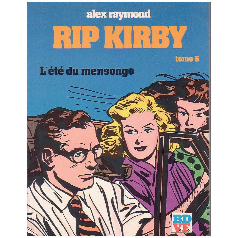 1-rip-kirby-5-l-ete-du-mensonge