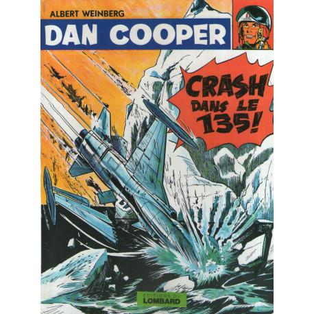 Dan Cooper (22) - Crash dans le 135